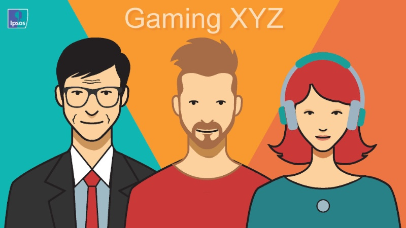 IPSOS SUMMIT 2018 RESEARCH: GAMING WITH X, Y, Z