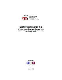 Employment Impact of Gaming Industry Report thumb